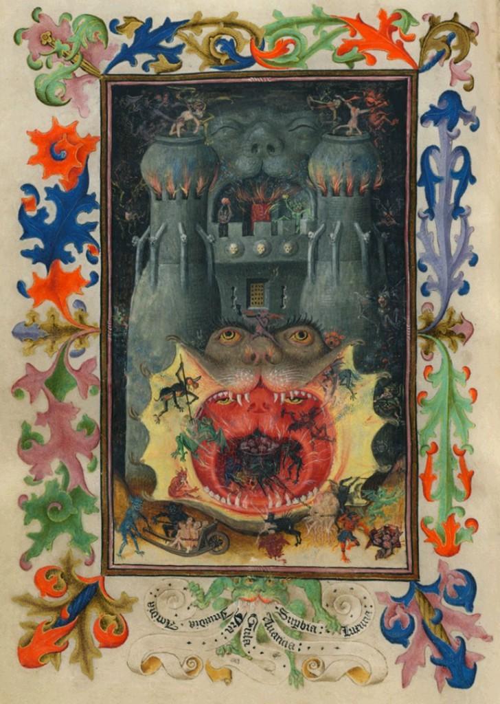 meester van Catharina van Cleef, Hellemond, Pierpont Morgan Library in New York