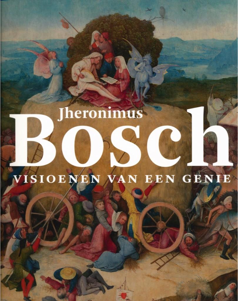 Jheronimus Bosch, de hooiwagen 1510-1516 Madrid, Museo Nacional de Prado