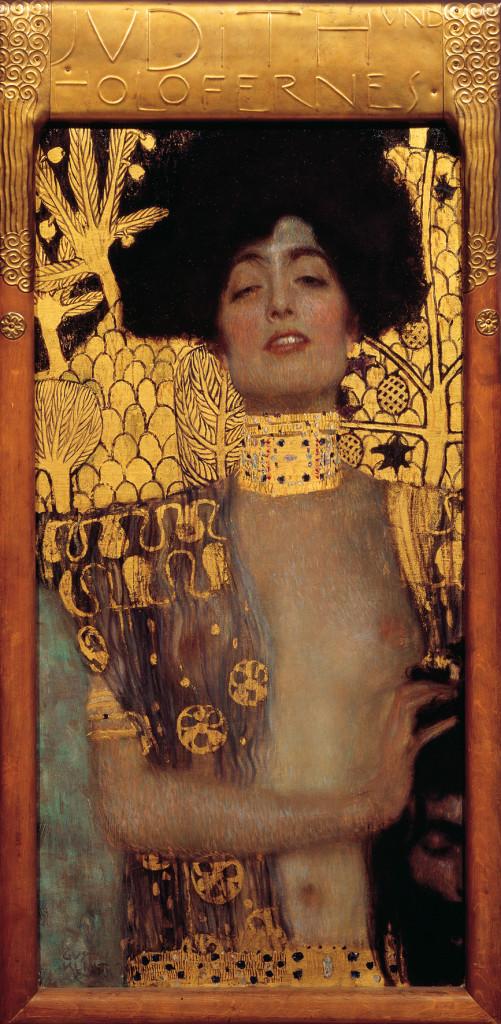 Gustav Klimt Judith I, 1901