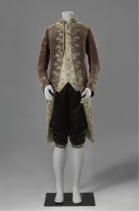 Habit à la Francaise, ca. 1775