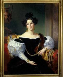 Kruseman_Olga Emilie Sillem_1834