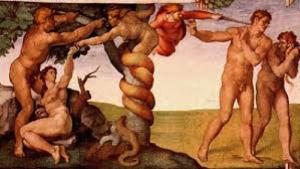 Zondeval_verdrijving_Adam en Eva_Paradijs