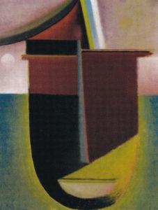 Alexej von Jawlensky_Licht en duisternis_1925