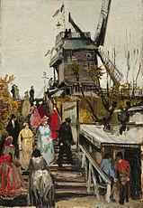 Vincent_van_Gogh_-_Le_Moulin_de_blute-fin_1886_de Fundatie Zwolle