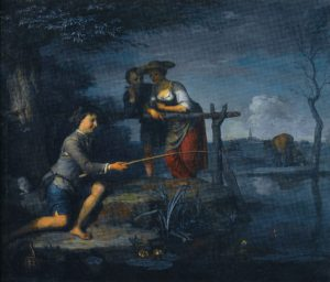 Carel de Moor_De Hengelaar_1700-1738