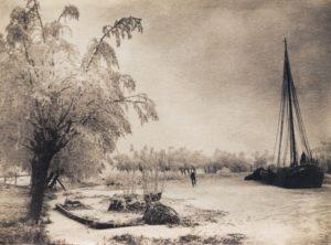 Barend Arendsen_Winterlandschap