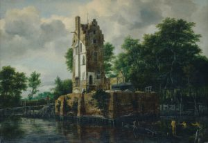Ruisdael_Huis Kostverloren_Amsterdam museum