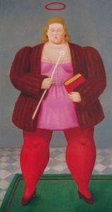 Botero, Kunsthal, Dorothy