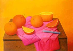 Botero_sinaasappels_2008