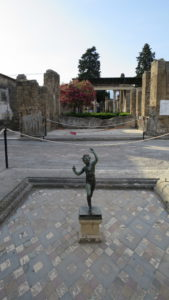 House of the FaunAmphitheater, Faun Pompeii, Ancient, Pompeii Herculaneum, Italy Faunopompei,