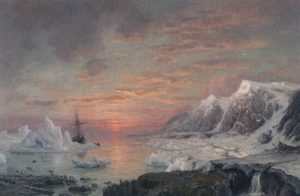 Louis Apol_Middernachtzon,_scheepvaartmuseum