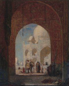 M.Bauer_Paleisingang_1906