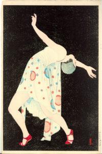 Kobayakawa Kiyoshi (1899-1948)_Danseres