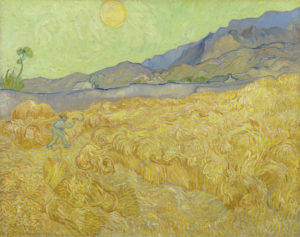 Van Gogh_korenveld