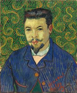 Van Gogh_Felix Rey_1889