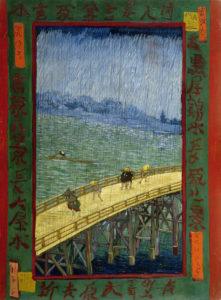 Vincent van Gogh_Brug in de regen