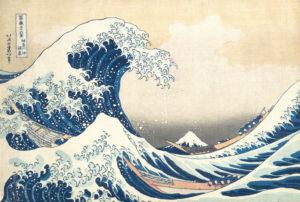 Katsushika Hokusai_The Great Wave off Kanagawa