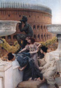 Lawrence Alma-Tadema, Colloseum