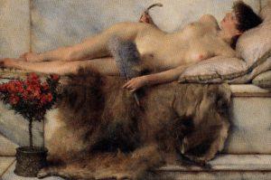 Lawrence Alma-Tadema_Tepidarium