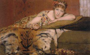 Lawrence Alma-Tadema, kersen