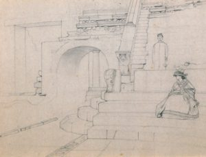 Lawrence Alma-Tadema_Het Odeon