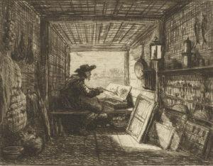 Daubigny, atelierboot