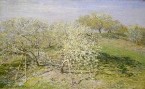 Monet, Lente, spring, printemps