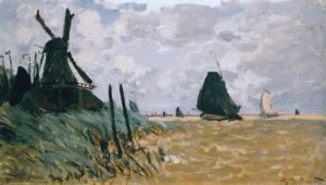Monet, molens, zaandam