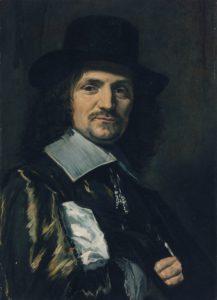 Frans Hals, man