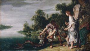 Lastman, Tobias, vis, 1610