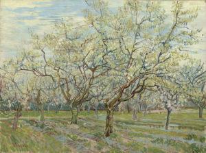 Van Gogh, boomgaard