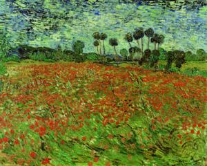 Gogh, klaprozen
