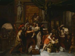Achilles,Lycomedes