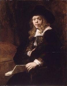 Rembrandt, De Lairesse