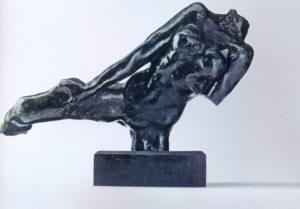 Rodin, Figure volante