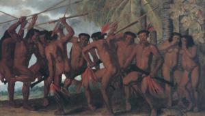 Eckhout_Tapuya indianen