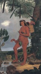 Eckhout_Tapuya vrouw