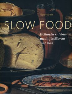 Slow Food, boekomslag