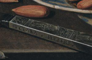 Detail Bruidsmes