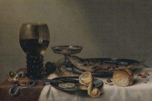 Willem Heda, stilleven met roemer