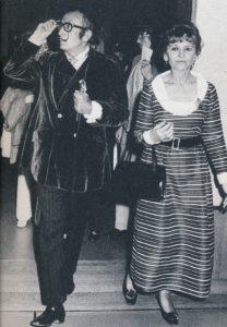 Dali en Hammacher 1970