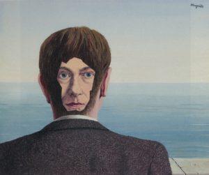 Magritte, Het glazen huis, 1939