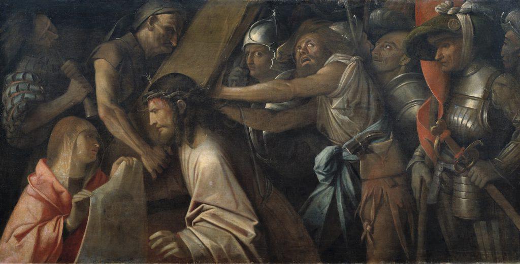 Giovanni Busi, Christus en Veronica