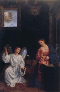 Savoldo, Annunciatie