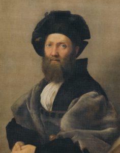 Rafael, Baldassare Castiglione
