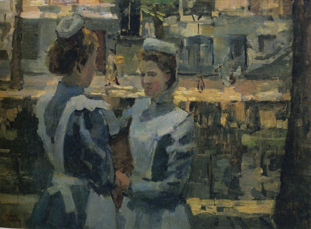 Dienstmeisjes