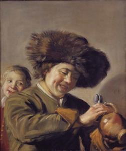 schilderijen uit 17e eeuw jan hals