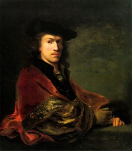 Bol Zelfportret