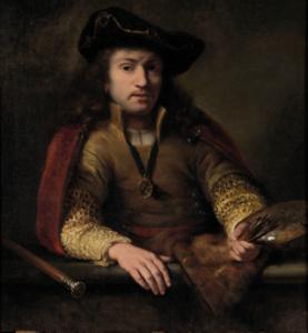 Bol, zelfportret