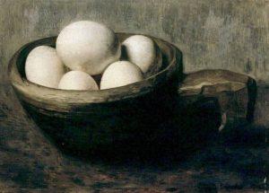 Verster, eieren